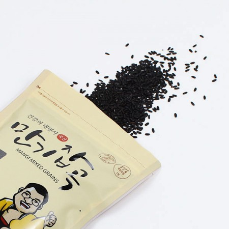 검은쌀(흑미)